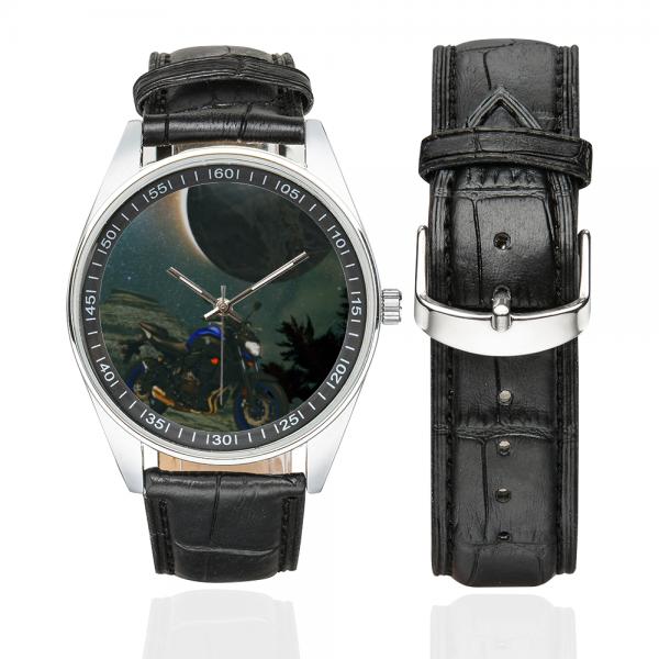 yamaha MT-07 planet horloge