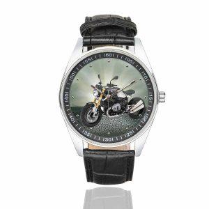 bmw R nine T shine watch