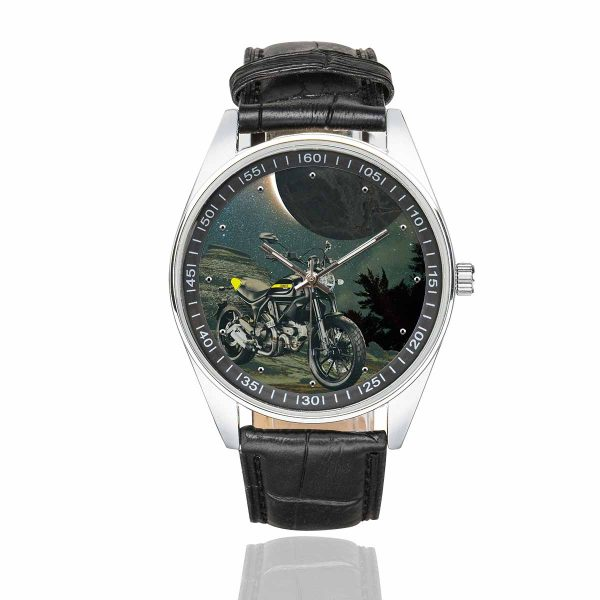 ducati scrambler planet watch