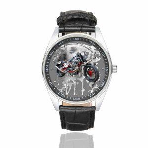 triumph bonneville grey grijs watch
