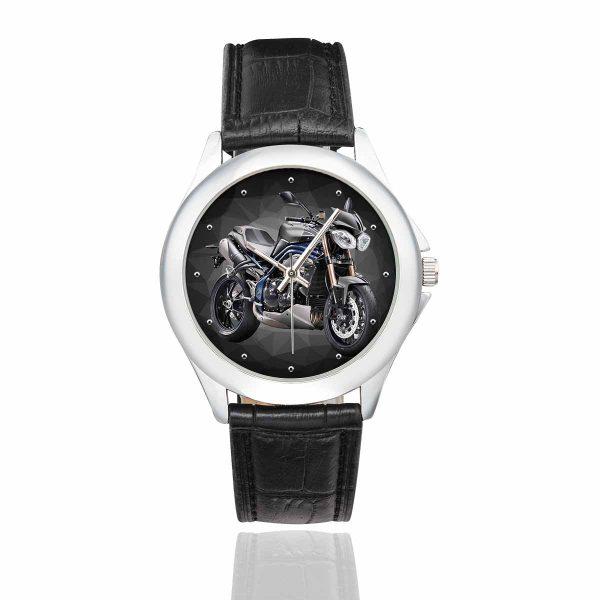 horloge triumph triple abstract